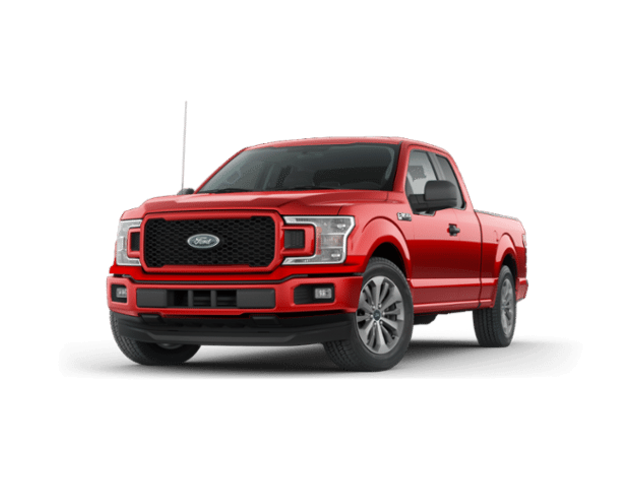 2018 Ford F-150 F150 4X2 S/C